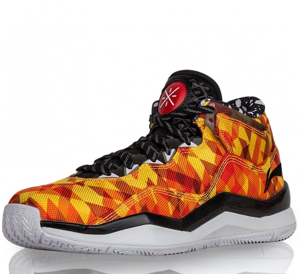 Li-Ning Way of Wade 3 'Daz Fuego' – Available Now 1