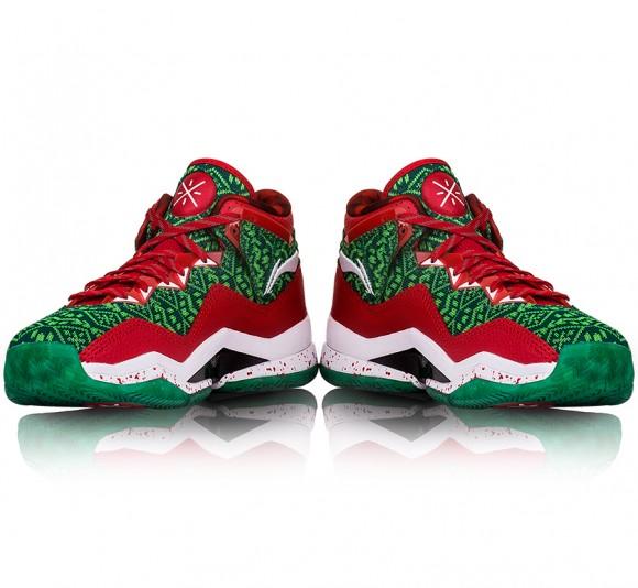 Li-Ning Way of Wade 3 LE 'Christmas' - Available Now 2