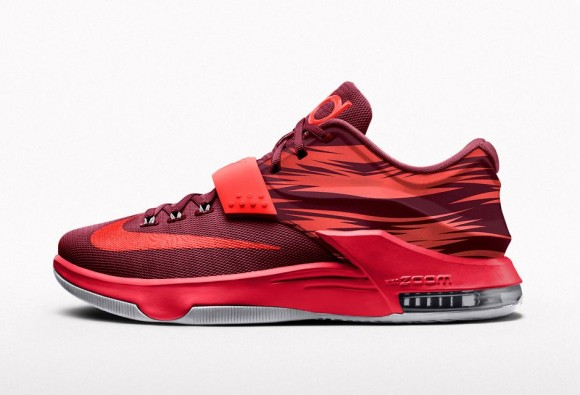 NIKEiD KD 7 'Road Camo' Option