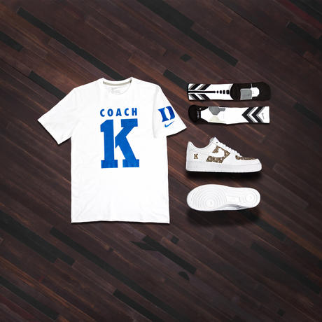 Nike Celebrates Coach K and His 1,000 Wins 4