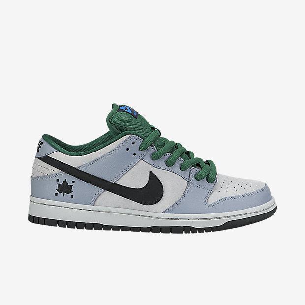 Nike Dunk Low SB 'Maple Leaf' - WearTesters