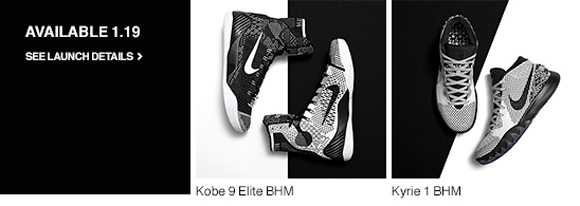 Nike & Jordan Brand Black History Month Collection  Official Release Date 4