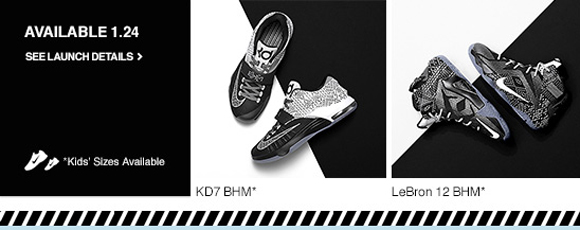 Nike & Jordan Brand Black History Month Collection  Official Release Date 5