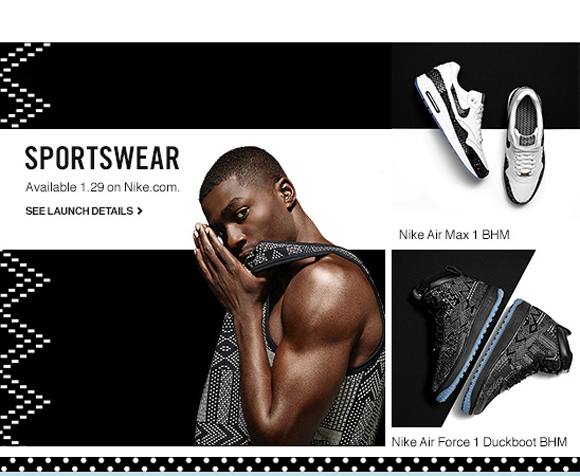 Nike & Jordan Brand Black History Month Collection  Official Release Date 6