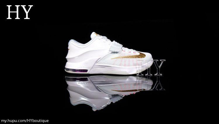 Nike KD 7 'Aunt Pearl' – Detailed Look