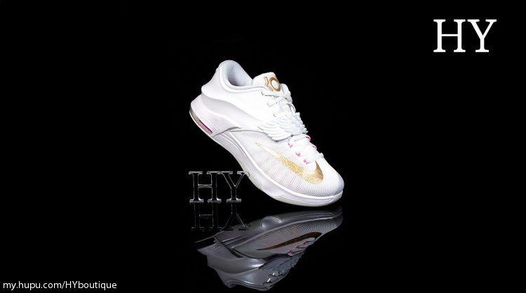 Nike KD 7 'Aunt Pearl' – Detailed Look2