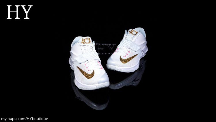 Nike KD 7 'Aunt Pearl' – Detailed Look8