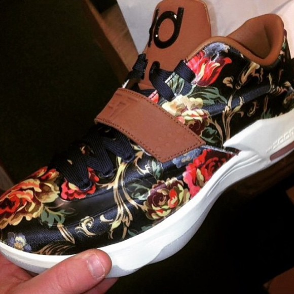 Nike KD 7 EXT 'Floral' - First Look2