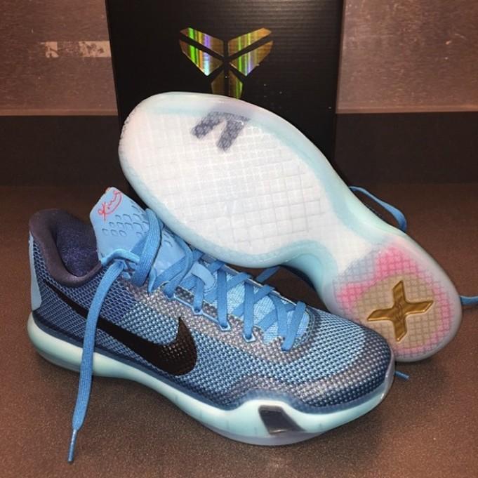 Nike Kobe 10 'Blue Lagoon' - WearTesters