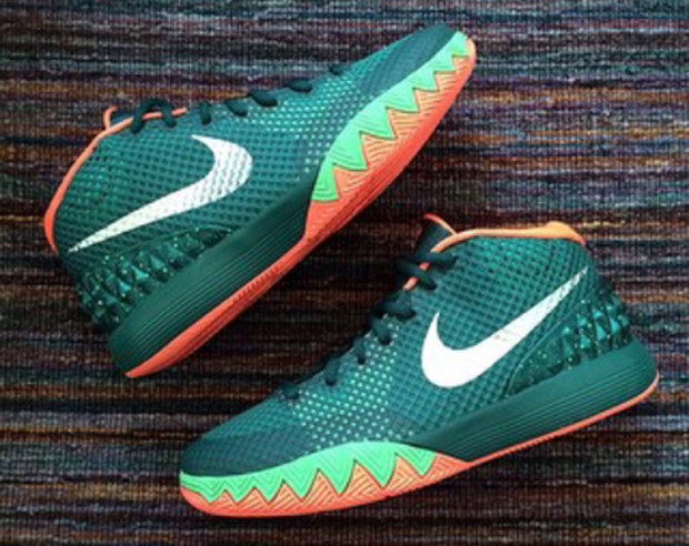 half off 3e3ed 32d70 Nike Kyrie 1 'Australia' - First Look - WearTesters