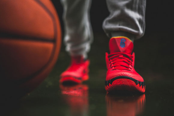 Nike Kyrie 1 'Deceptive Red' – Detailed Look 2