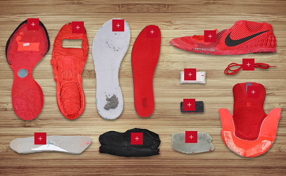 Nike Kyrie 1 Deconstructed 11