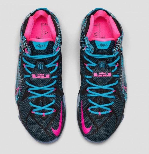 Nike LeBron 12 '23 Chromosomes' - Available Now3