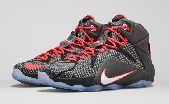 Nike LeBron 12 'Court Vision' - Official Look + Release Information-2