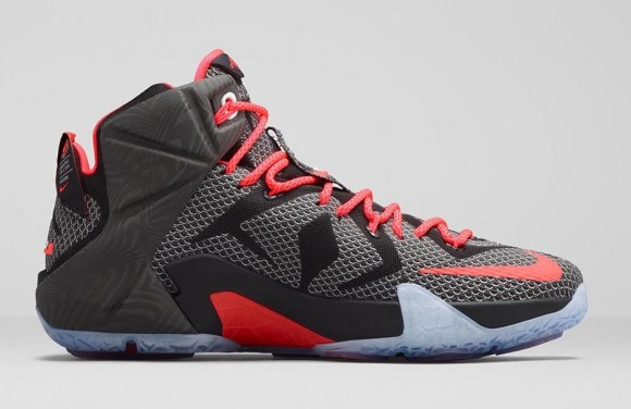 Nike LeBron 12 'Court Vision' - Official Look + Release Information-3