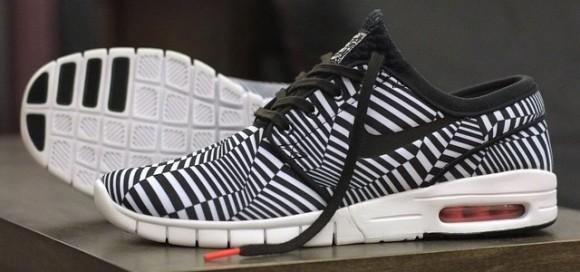 Nike SB Stefan Janoski Max 'Dazzle' – First Look 1