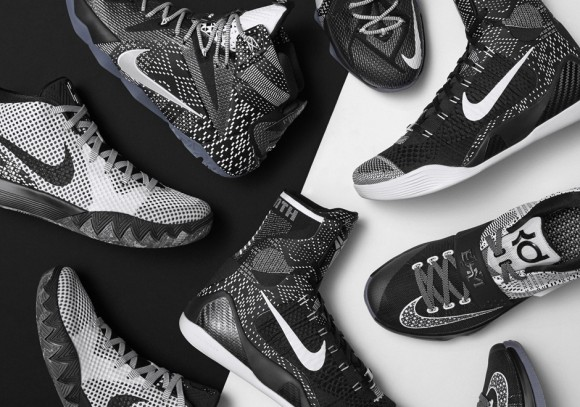 Nike and Jordan Brand Unveil 2015 Black History Month Collection