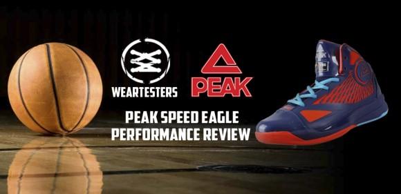 PEAK Speed Eagle PR Thumbnail