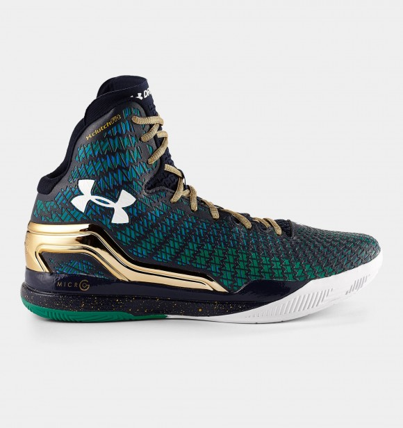 Under Armour ClutchFit Drive 'Notre Dame' – Available Now 1
