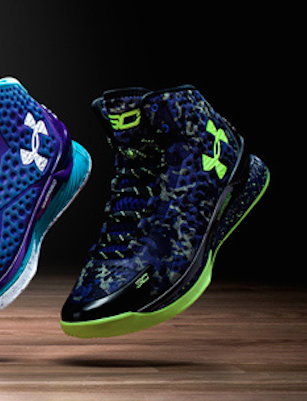 Under Armour Curry One 'All-Star' Main