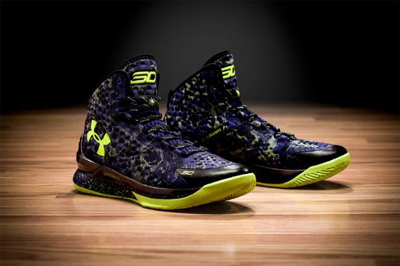 Under Armour Curry One 'Dark Matter' for NBA All-Star 1
