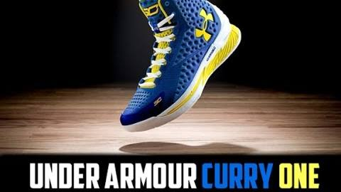 Under Armour Curry One Performance Review Main