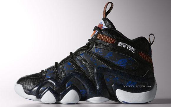 adidas Crazy 8 'New York Knicks' 1