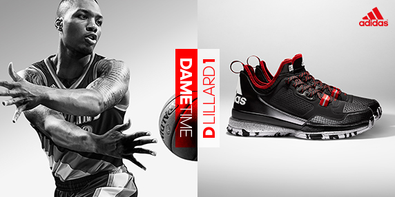 adidas Lillard 1 Officially Unveiled