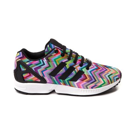 adidas ZX Flux 'Multicolor Chevron' – Available Now