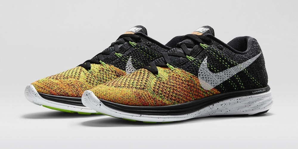 check out 83734 b6309 Nike Flyknit Lunar 3 - Release Date