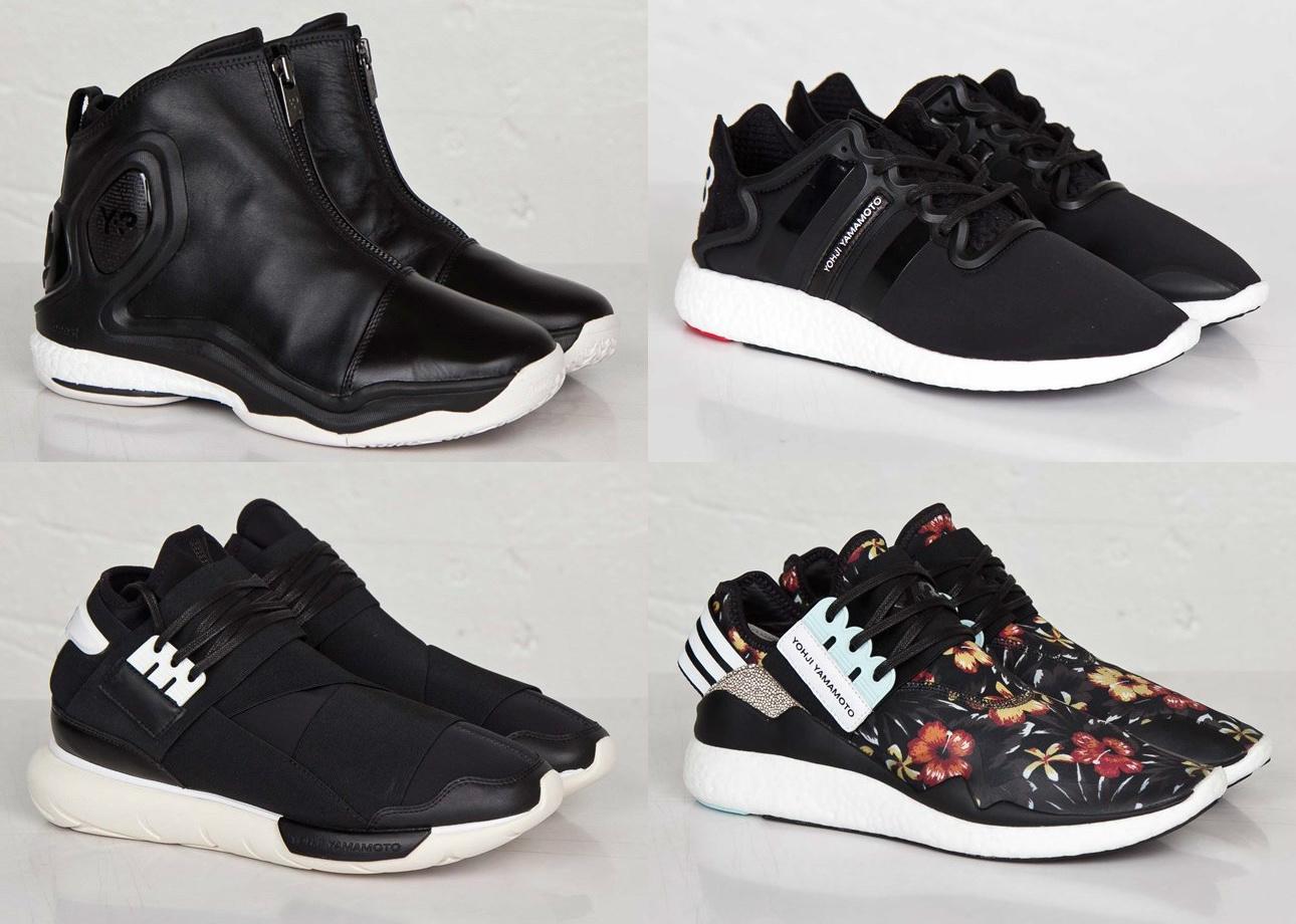 2015 adidas Y-3 collection