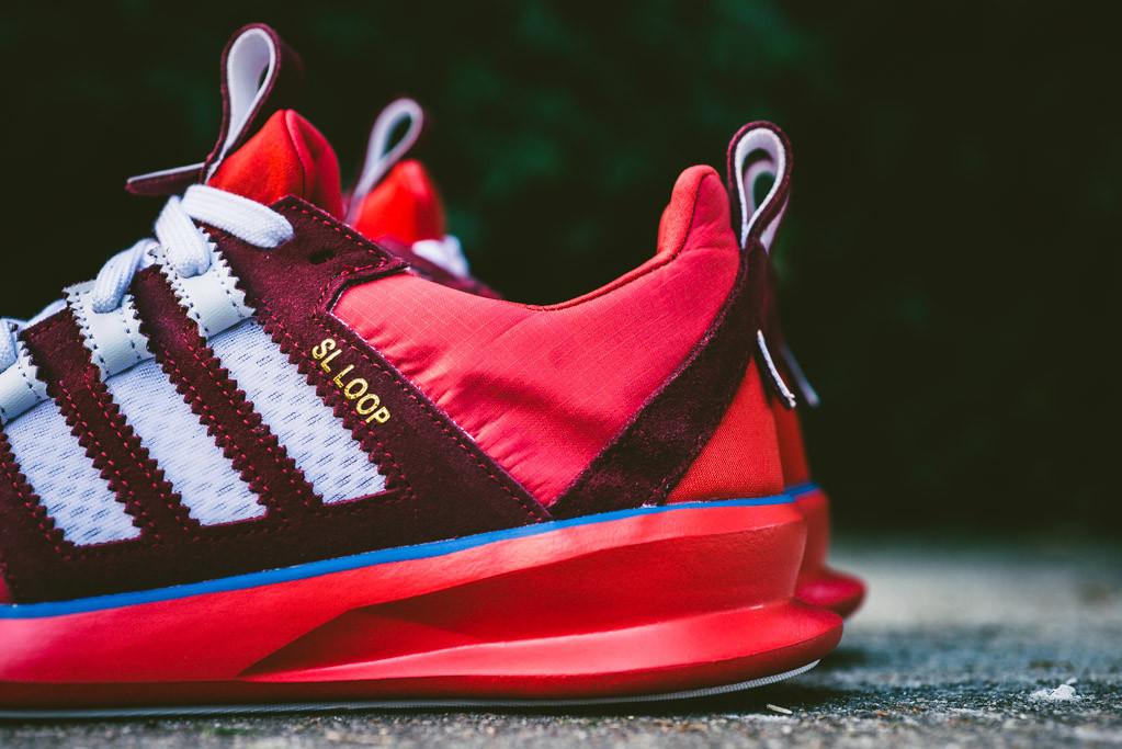 1db4fd12d32 Adidas SL Loop Runner 'Red' - WearTesters