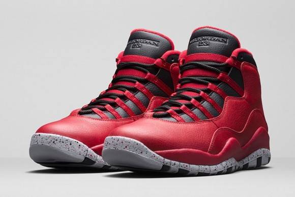 Air Jordan 10 'Bulls Over Broadway'