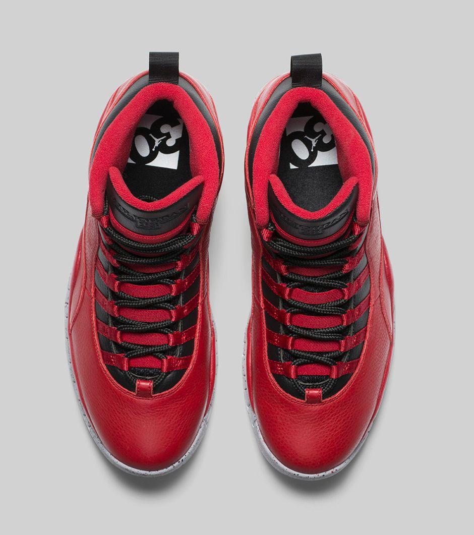 on sale 2d370 eb231 Air Jordan 10 Retro 'Bulls Over Broadway' - Links Available ...
