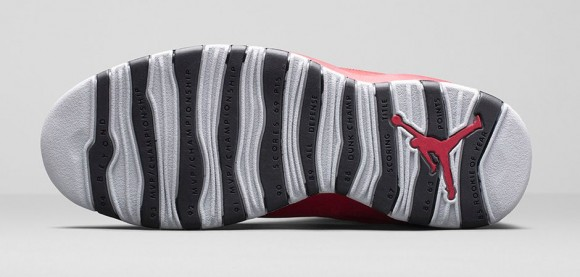 Air Jordan 10 'Bulls Over Broadway'8
