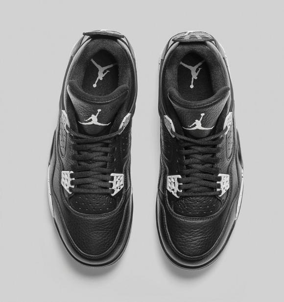 Air Jordan 4 Retro 'Tech Grey'-2