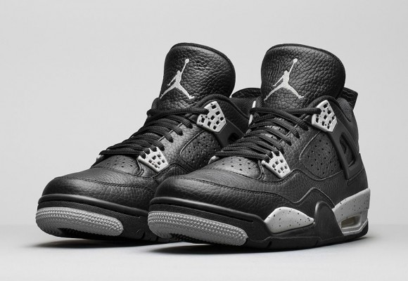 Air Jordan 4 Retro 'Tech Grey'-5