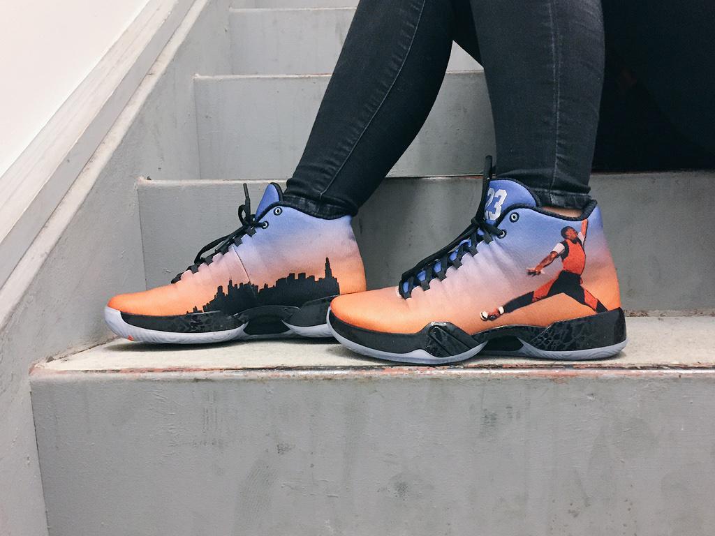 Air Jordan XX9 'Photo Reel' On Feet Look WearTesters