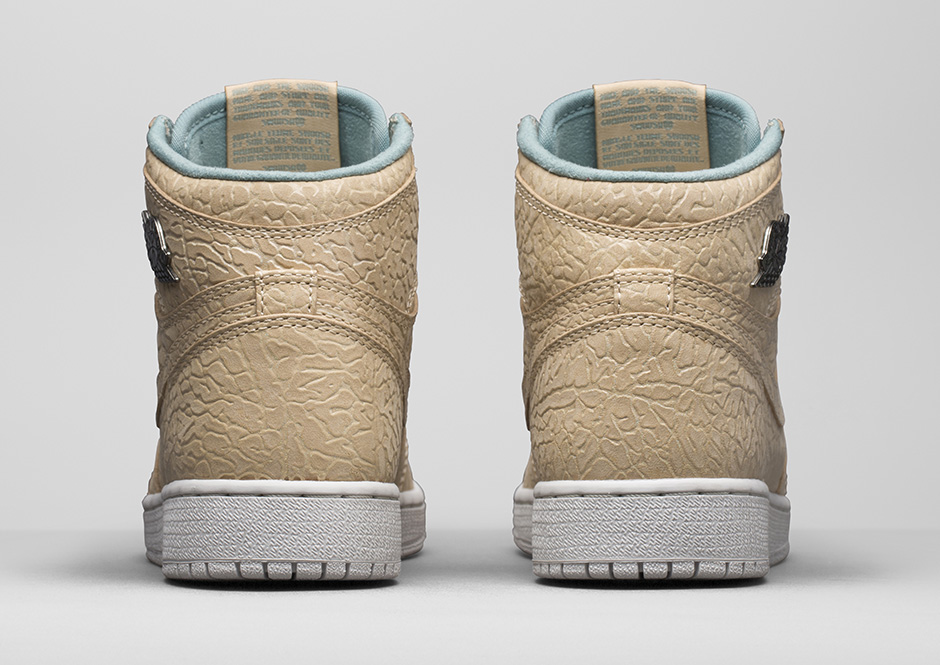 new style c4663 623f2 Girls Air Jordan 1 Retro 'Sand Dune' - Links Available Now ...