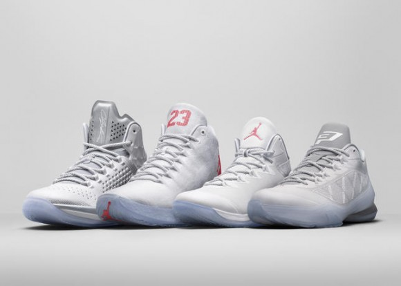 Jordan Brand Unveils Player Exclusives For All-Star 1