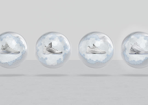 Jordan Brand Unveils the 'Pearl Pack' For All-Star 2015 1