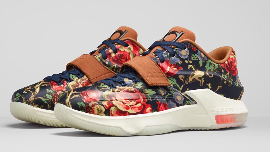 new product 4b1c1 ac045 KD 7 EXT 'Floral' - Release Information - WearTesters