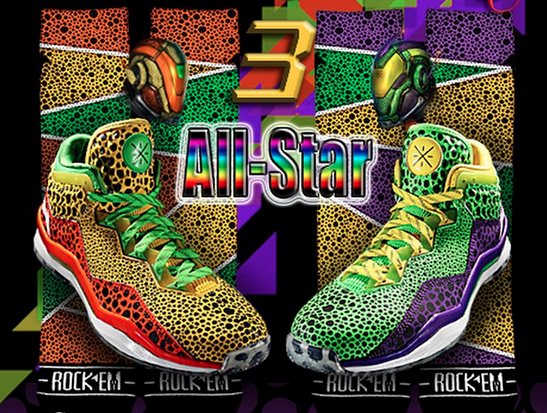 Li-Ning Way of Wade 3 'All-Star' Version 1 & 2 – Available Now 1