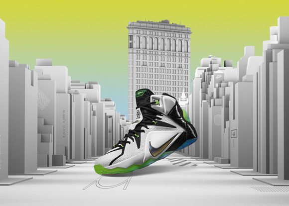 Nike Basketball Unveils 2015 All-Star Series 24