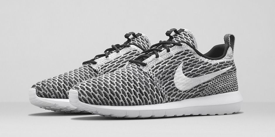online store 4dabd f946f Nike Flyknit Roshe Run - Multiple Colorways Available Now ...