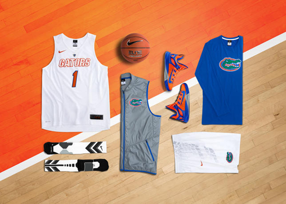 Nike Hooks Up Eight NCAA Basketball Teams With New Uniforms for March Madness 10