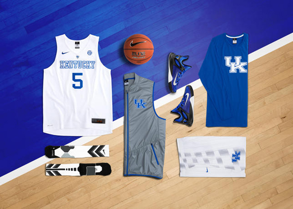 Nike Hooks Up Eight NCAA Basketball Teams With New Uniforms for March Madness 11