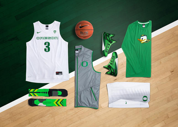 Nike Hooks Up Eight NCAA Basketball Teams With New Uniforms for March Madness 12