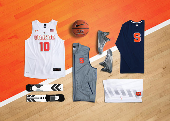 Nike Hooks Up Eight NCAA Basketball Teams With New Uniforms for March Madness 13
