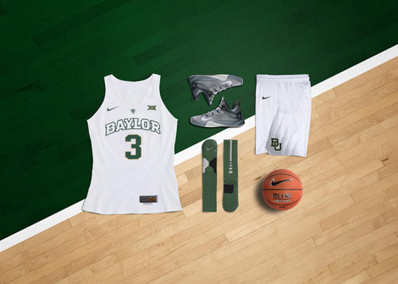 Nike Hooks Up Eight NCAA Basketball Teams With New Uniforms for March Madness 14